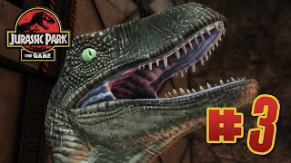 Raptor Pack Attack! : Jurassic Park The Game | Ep3