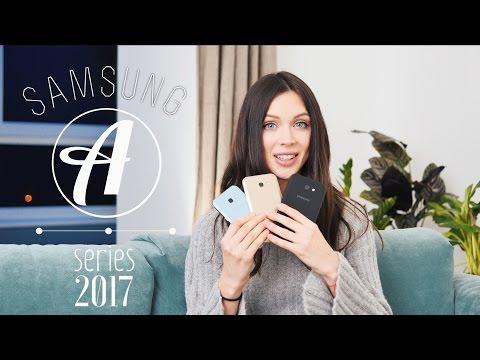 SAMSUNG A3, A5, A7 2017: ДЕТИ GALAXY S7
