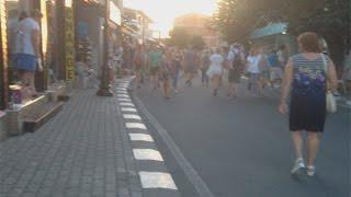 Прогулка по главной пешеходной улице Святого Власа, Болгария(Решили прогуляться по главной пешеходной улице Святого Власа. Тут сосредоточены все магазины, масса развле..., 2016-06-27T07:00:01.000Z)