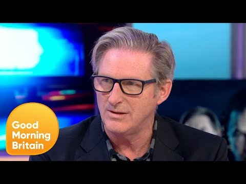 Line of Duty's Adrian Dunbar Gets a Grilling From Piers | Good Morning Britain