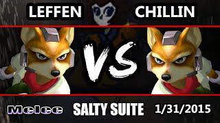 VGBC's Salty Suite - Leffen (Fox) Vs. Liquid Chillin (Fox) SSBM - Super Smash Bros. Melee