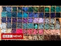 Recycling fashion: The town turning waste into clothes- BBC News