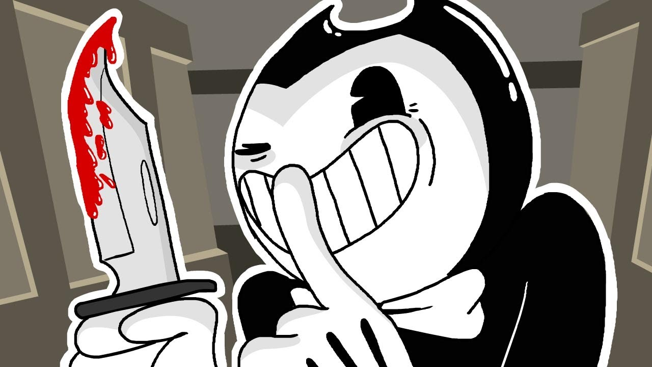 Bendy and the Ink Machine Chapter 2  Animated Funny