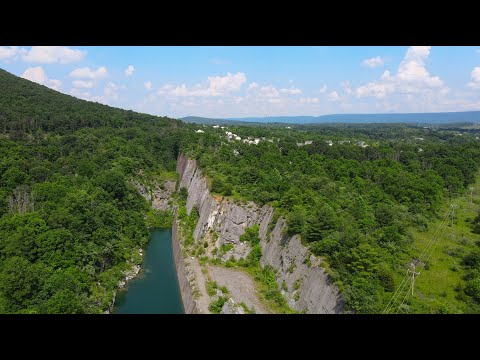 Bellefonte, PA By Drone | Part 1
