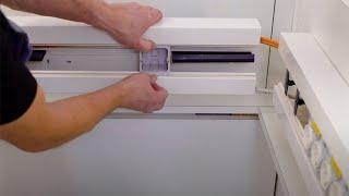 Geräteeinbau nach DIN 49075