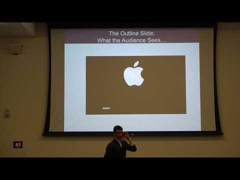 Effective Presentations - Darren Lipomi - UCSD - Grad & Postdoc Talk Series
