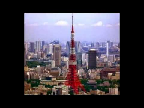 Tower Tokyo in Japan