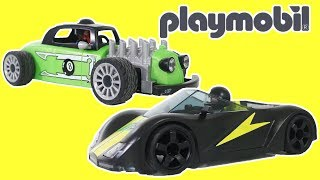 Playmobil Action RC Cars