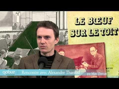 Alexandre Tharaud : interview vidéo Qobuz