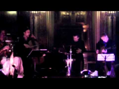 Paradox Trio live @ the Sanctuary