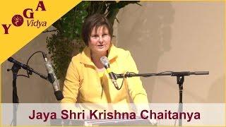 Jaya Shri Krishna Chaitanya by Shaktipriya