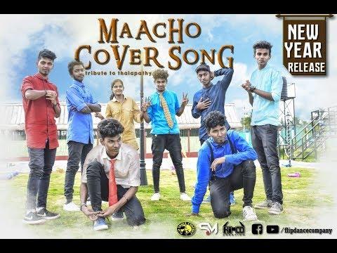 Mersal - Maacho Tamil cover Video | Vijay, Kajal Aggarwal | A.R. Rahman | Flip Dance Company