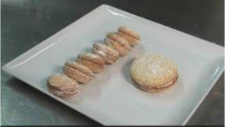 Recette d'Arnaud Delmontel : les macarons hollandais