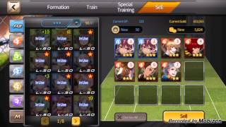 Soccer spirits DRAWING!!!!!300 crystals
