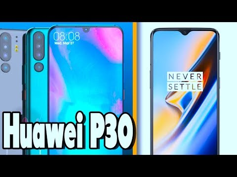 Huawei P30.. 90% a OnePlus 6T and the Headphone jack is Back!