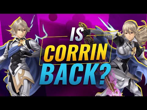 Corrin Brings THE LARGEST UPSET YET In Smash Ultimate!!