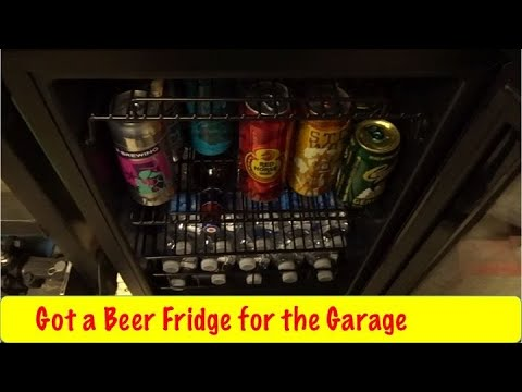 Garage Beer Fridge Newair AB 850B