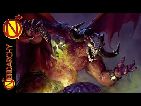 5E DnD Warlock Dilemma 🏰🐉 What do You do When Your Boss is Orcus| GM 911