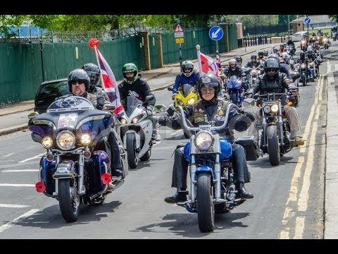 Lee Rigby Ride Of Respect- 22nd May 2014