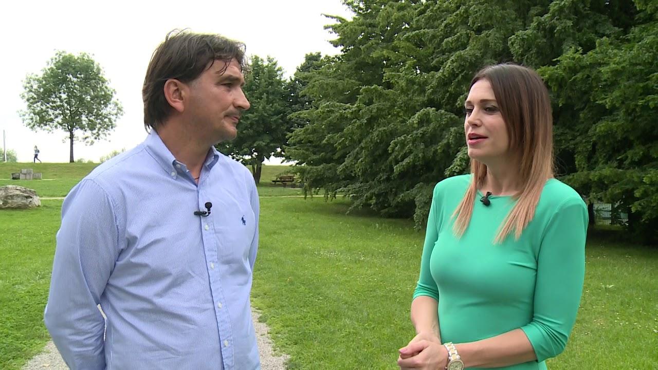 Izbornik Dalić u razgovoru za HNTV