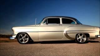 "1954 Chevrolet Bel Air ""Tuxedo"""