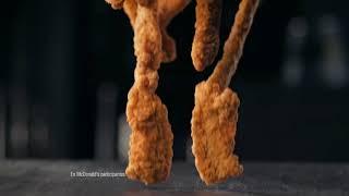 Tiempo Libre: Aprobado por La Abuela   McDonald's Buttermilk Crispy Tenders