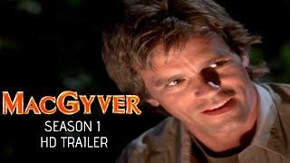 Gambar cover MacGyver (1985) Blu-ray SEASON 1 FINAL Trailer #4 - Richard Dean Anderson