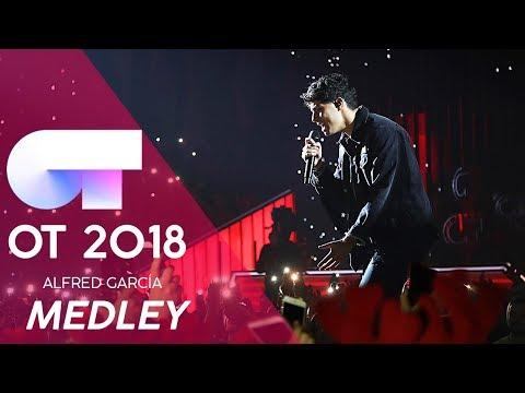 MEDLEY - ALFRED GARCIA | GALA NAVIDAD | OT 2018