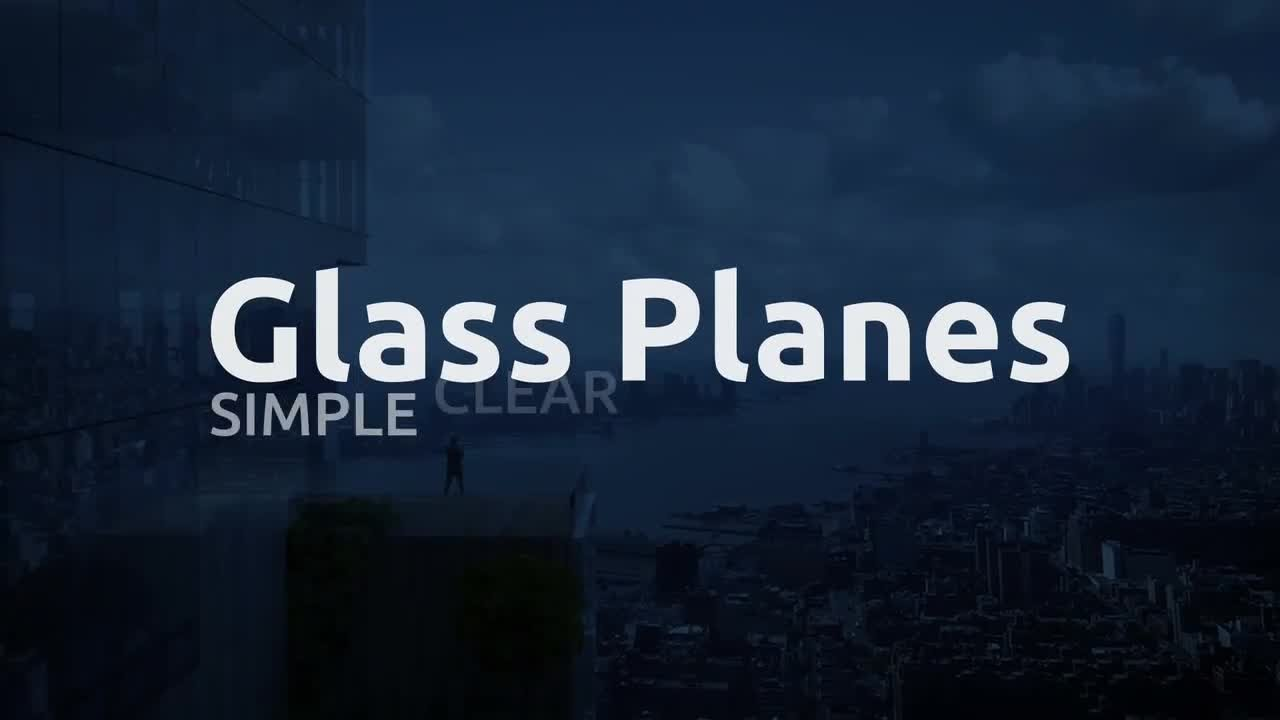 simple clear corporate presentation after effects templates - youtube, Presentation templates