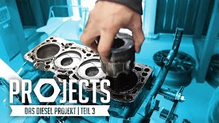 JP Performance - Das Diesel Projekt | Motor raus! | Teil 3