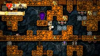 Spelunky Gameplay PC HD