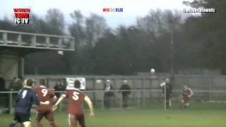 Wisbech Town v Cleethorpes Town - FA Vase - 22/11/14