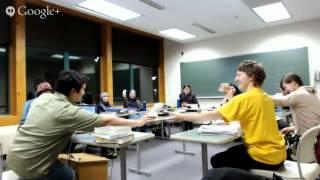 Tlingit Oral Literature — 2013.12.06