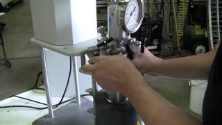 Parr Reactor Chemical model 4561 4842