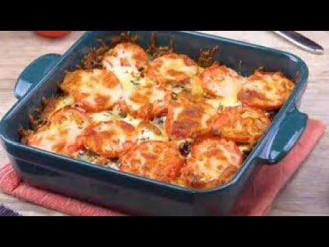 فكرة غذاء او عشاء صينية لذيذة سهلة وسريعة Recette Facile Easy