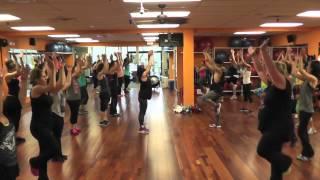 """Work"" Ciara ft Missy Elliot Dance Fitness"
