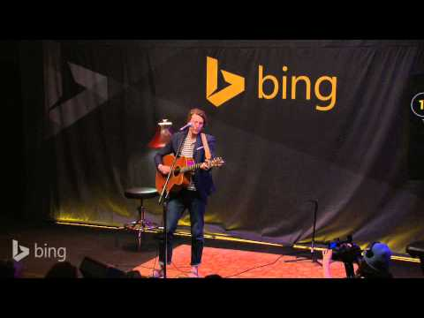 Eric Hutchinson - Tell The World (Bing Lounge)
