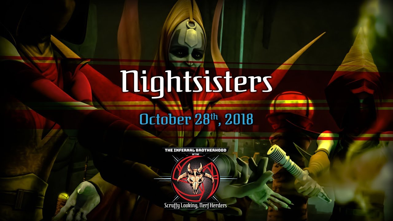 List of nightsisters
