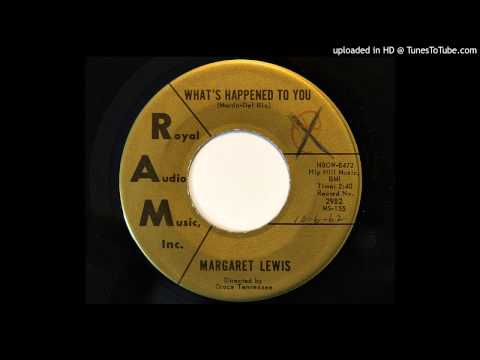 Margaret Lewis  What's Happened To You Ram 2982