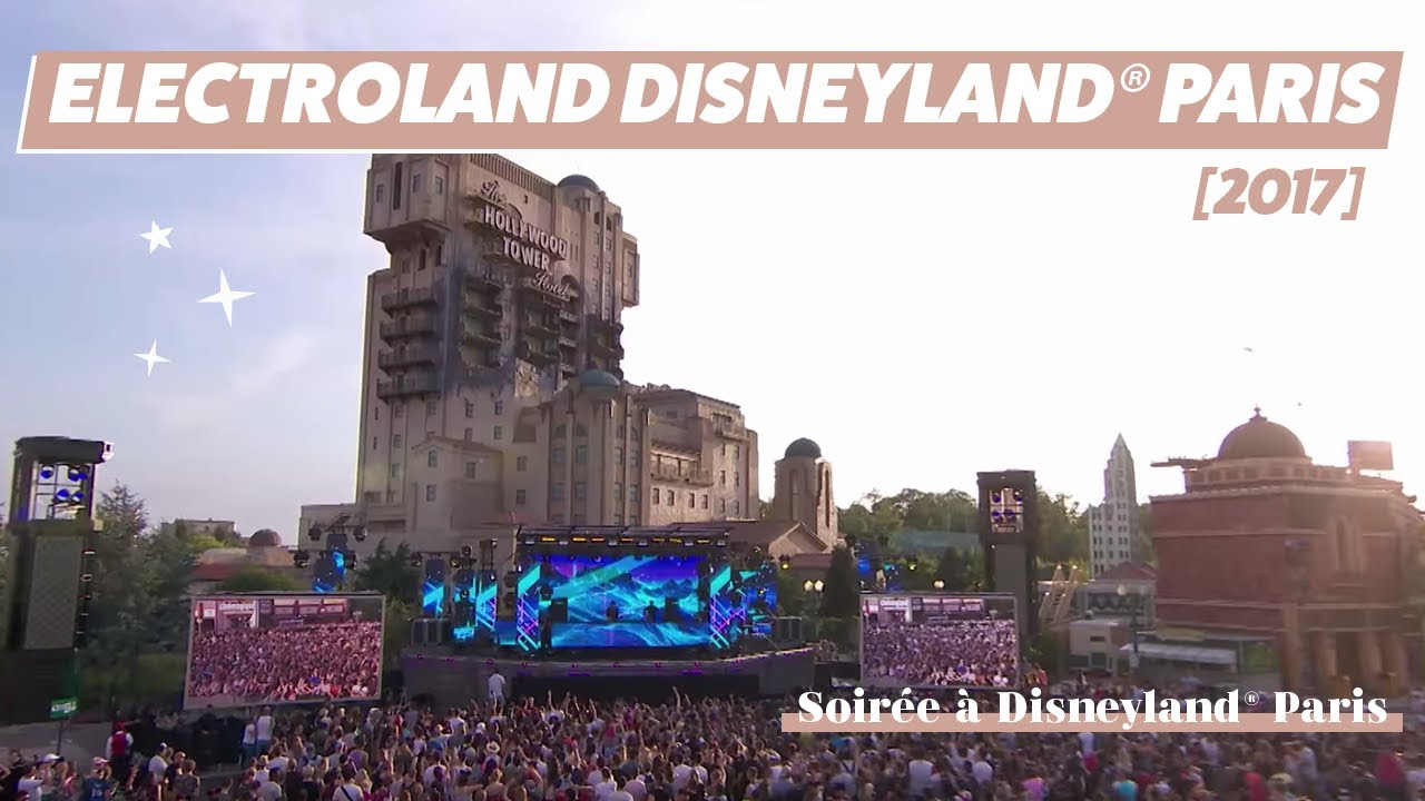 Disneyland Paris is Throwing a Rave and It's Gonna Be Lit