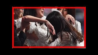 芸能 ニュース:松井珠理奈、AKB選挙前コンサートで倒れる 過呼吸?抱...