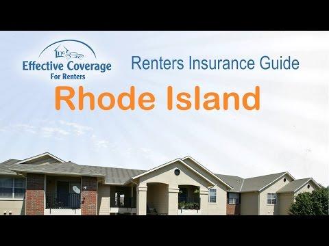 Official Rhode Island Renters Insurance Guide