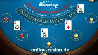 Online Blackjack spielen mit www.Online-Casino.de