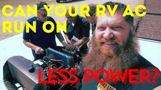 Can your RV Air Conditioner Run on Less Power . S2: EP7