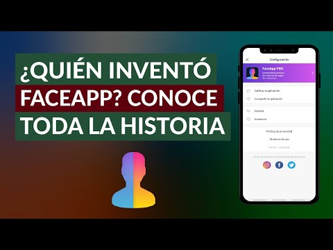 ¿Quién Inventó y Creó FaceApp? ¿Cuándo, Cómo y Dónde lo hizo? Conoce toda la Historia