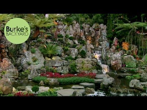 Burke's Backyard, Toowoomba Rock Garden