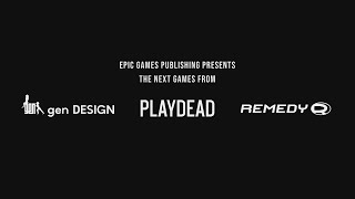 Epic Games Publishing - Announce Video