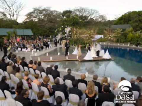 Eventos del sol salones para bodas youtube for Eventos plaza del sol