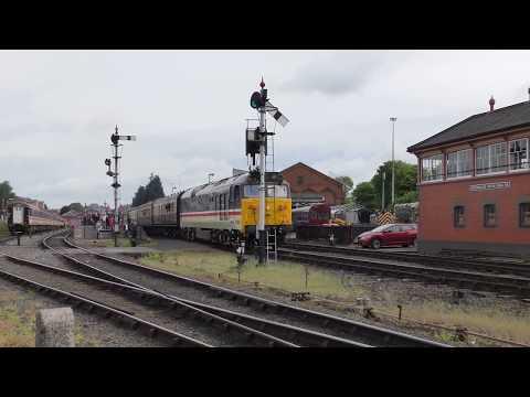 The Severn Valley Spring Diesel Festival 2017 (4K & HD)