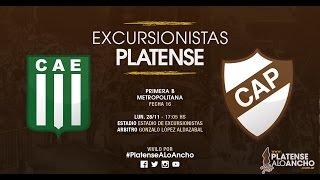 Excursionistas vs Club Atletico Pla. full match